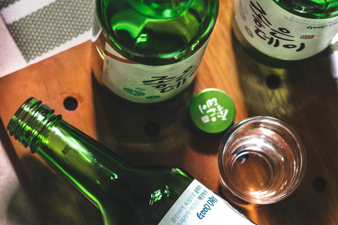 Koreanische Trinkkultur