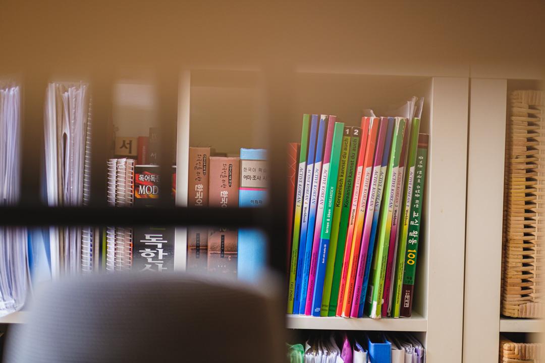 Bücher zum Koreanisch Lernen